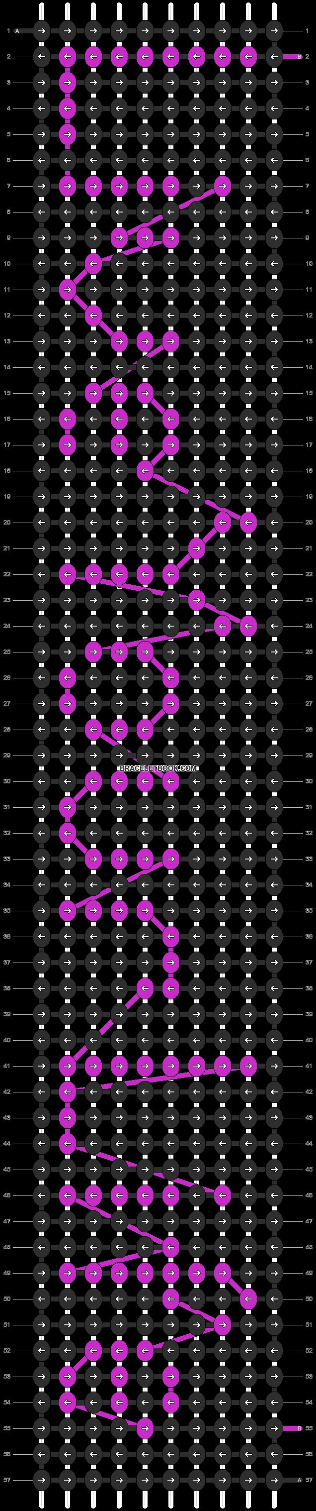 Alpha pattern #5835 pattern
