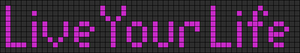 Alpha pattern #5835