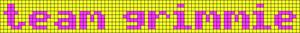 Alpha pattern #5838