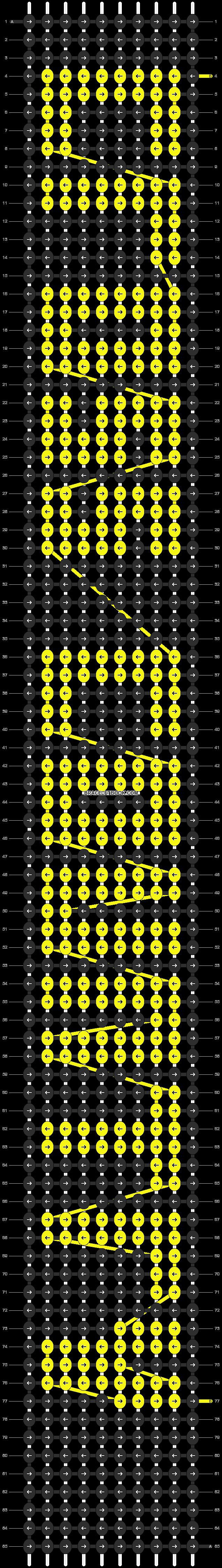 Alpha pattern #5842 pattern
