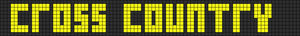 Alpha pattern #5842
