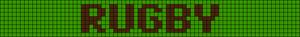 Alpha Friendship Bracelet Pattern #5846