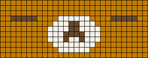 Alpha Friendship Bracelet Pattern #5847