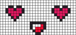 Alpha pattern #5851