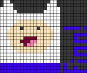 Alpha pattern #5852