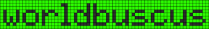 Alpha pattern #5853