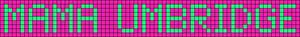 Alpha pattern #5854