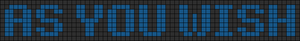Alpha pattern #5859