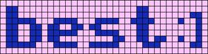 Alpha pattern #5863