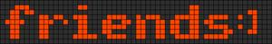 Alpha pattern #5864