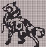 Alpha pattern #5866