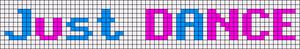 Alpha pattern #5870