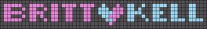 Alpha pattern #5873