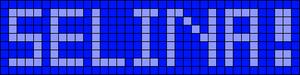 Alpha pattern #5879