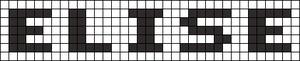 Alpha pattern #5881