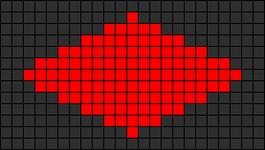 Alpha Friendship Bracelet Pattern #5883