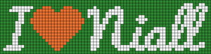 Alpha pattern #5889