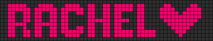 Alpha pattern #5890