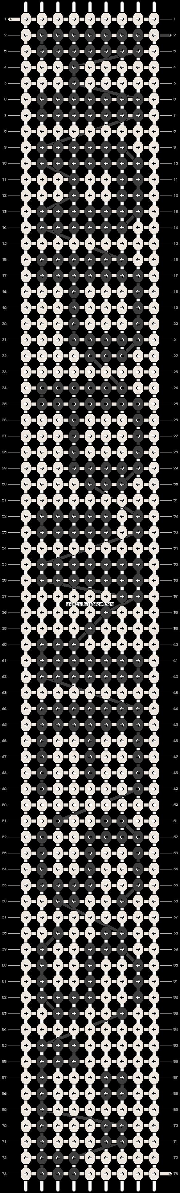 Alpha pattern #5892 pattern