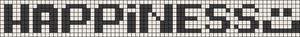 Alpha pattern #5892