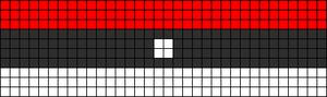 Alpha Friendship Bracelet Pattern #5900