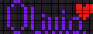 Alpha pattern #5902