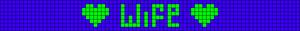 Alpha pattern #5903