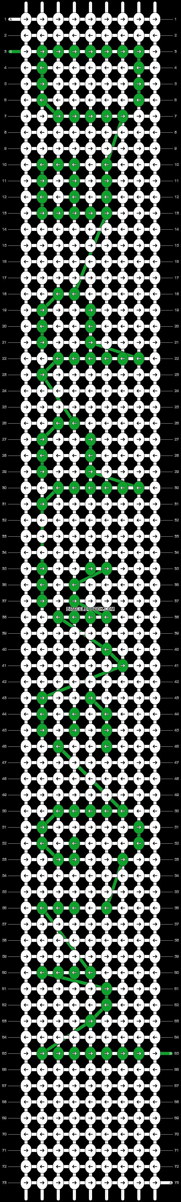 Alpha pattern #5905 pattern