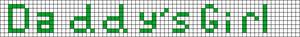 Alpha pattern #5905