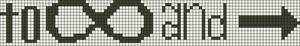 Alpha pattern #5907