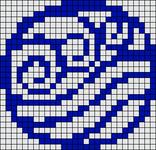Alpha pattern #5912