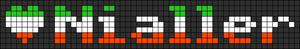 Alpha pattern #5913