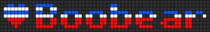 Alpha pattern #5914