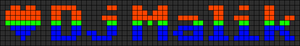 Alpha pattern #5915
