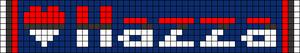 Alpha pattern #5916