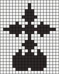 Alpha pattern #5918