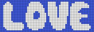 Alpha pattern #5920