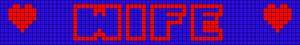Alpha pattern #5924