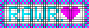 Alpha pattern #5927