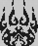 Alpha pattern #5928