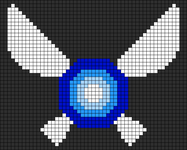 Alpha pattern #5933