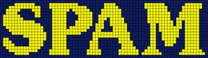 Alpha pattern #5938