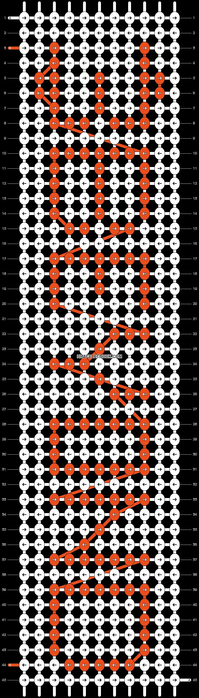 Alpha pattern #5939 pattern