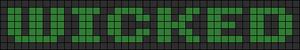 Alpha pattern #5961