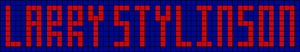Alpha pattern #5962