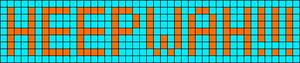 Alpha pattern #5963