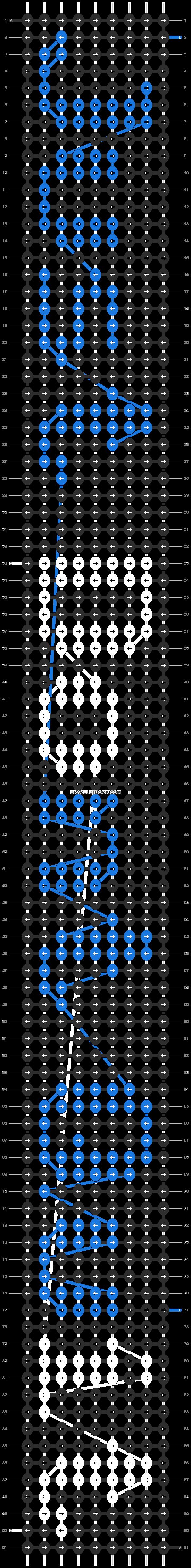 Alpha pattern #5971 pattern