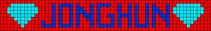 Alpha pattern #5973