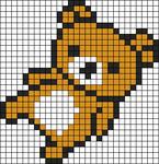 Alpha Friendship Bracelet Pattern #5977