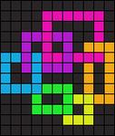Alpha pattern #5979